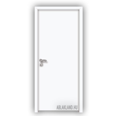 CPL Beltéri Ajtó, Tele, Nyíló- vagy Tolóajtó, Fehér, SortiDoor 001