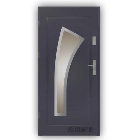 Biztonsági Ajtó, Winchester, Stopsol üveges, Kültéri, SteelSafe Premium 09