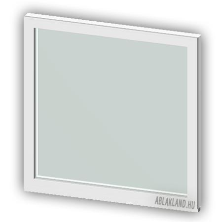 120x150 Műanyag ablak, Egyszárnyú, Fix, Force+