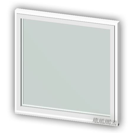 60x140 Műanyag ablak, Egyszárnyú, Fix Ablakszárnyban, Neo Iso