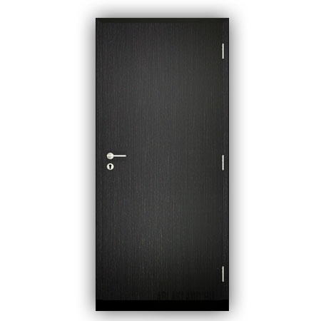 75x210 Dekor Beltéri Ajtó Raktárról, Wenge, Tele, SortiDoor Rapid 007