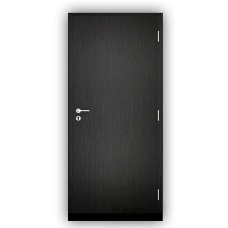 90x210 Dekor Beltéri Ajtó Raktárról, Wenge, Tele, SortiDoor Rapid 008